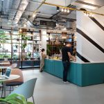huckletree office design fit out london